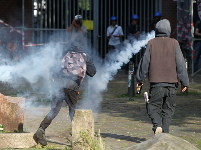 Photo of BKA rechnet mit Vergeltungsaktionen von Linksextremisten