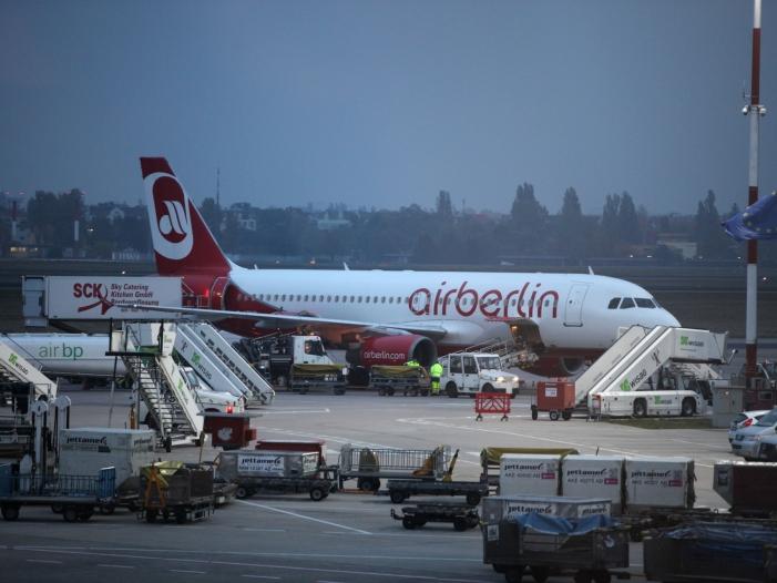 Photo of Bund gibt Air Berlin Übergangskredit von 150 Millionen Euro