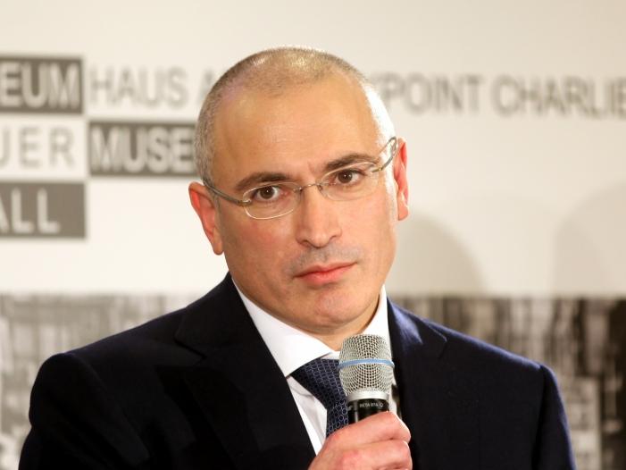 """Photo of Chodorkowski nennt Rosneft ein """"Instrument des Kremls"""""""