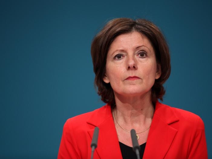 Bild von Dreyer empfiehlt SPD Ampelkoalition