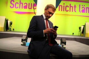 fdp chef christian lindner erklaert bundestagswahl fuer entschieden 310x205 - FDP-Chef Christian Lindner erklärt Bundestagswahl für entschieden