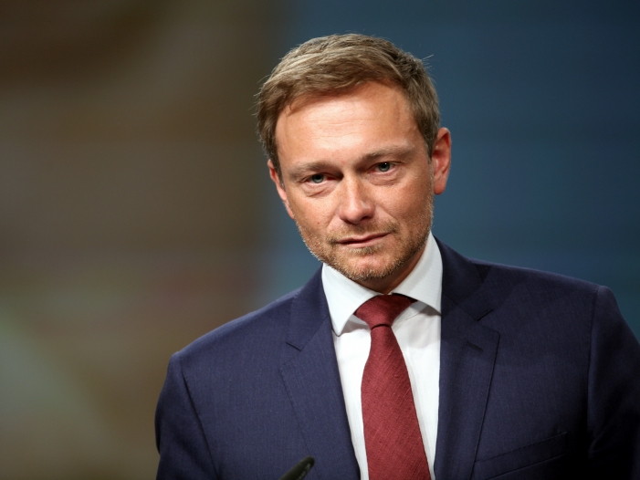 fdp chef lindner lobt ezb entscheidung des verfassungsgerichts - FDP-Chef Lindner lobt EZB-Entscheidung des Verfassungsgerichts