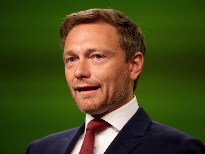 Bild von FDP-Politiker Link verteidigt Lindner gegen Kritik