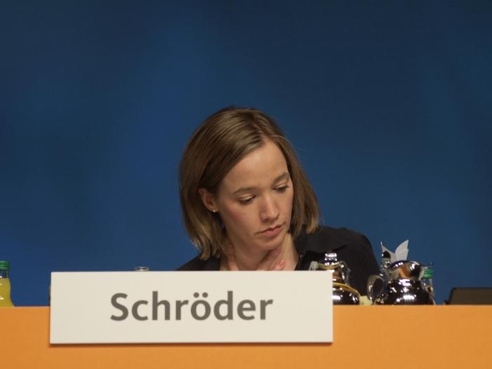 Kristina Schröder für Amtszeitbegrenzung für Bundeskanzler