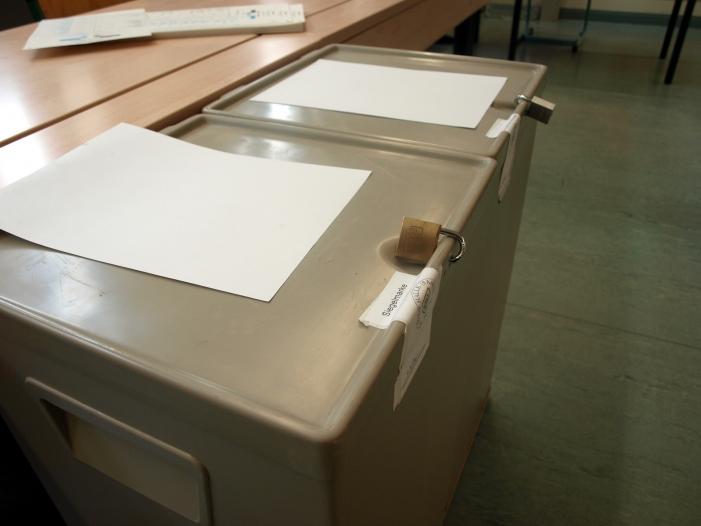 Hohe Wahlbeteiligung in Dresden und Leipzig bis 12 Uhr