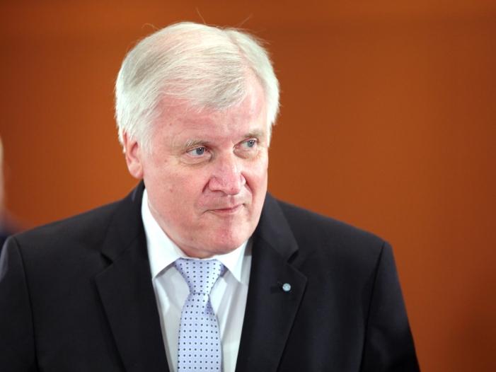 """Seehofer nennt deutsche Abschiebe-Politik """"eine große Illusion"""""""