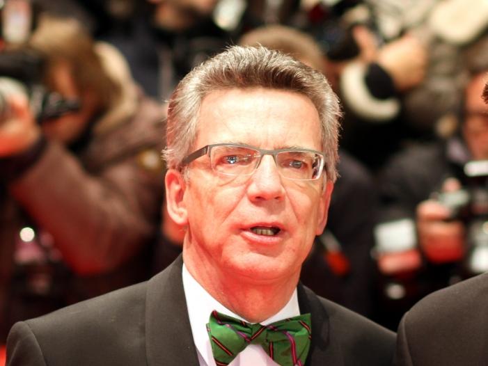 Bild von SPD-Innenpolitiker kritisiert de Maizière wegen Panne beim Bamf