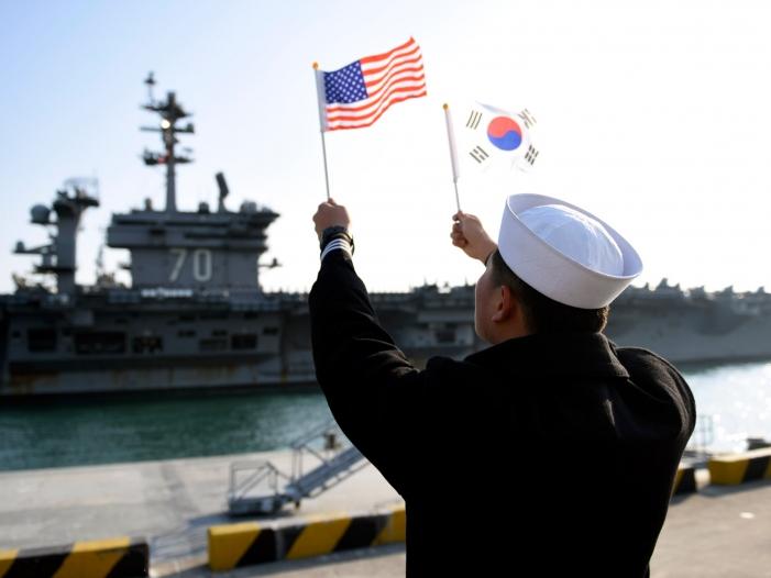 Südkorea fordert Ende der Provokationen