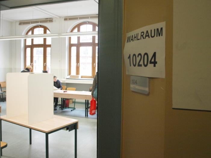Photo of Bundestagswahl hat begonnen – Wahllokale geöffnet
