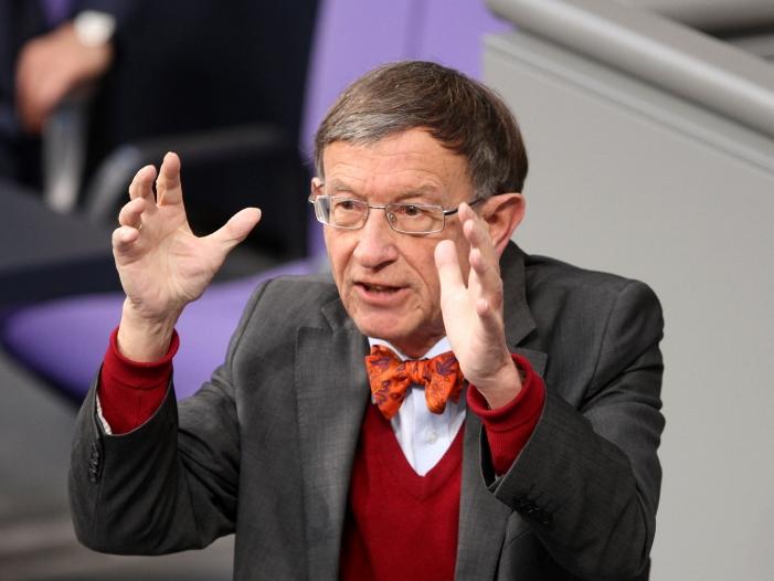 Photo of Riesenhuber kritisiert Zusammensetzung des Bundestags