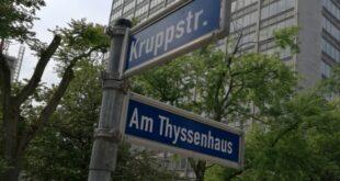 thyssenkrupp rechnet mit zustimmung fuer stahlfusion 310x165 - Thyssenkrupp rechnet mit Zustimmung für Stahlfusion