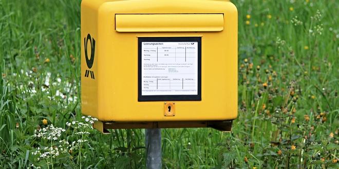 Briefkasten 660x330 - Die Post - fast so alt wie Methusalem