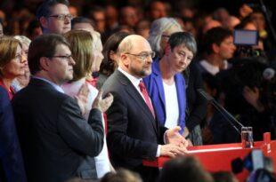 linker spd parteifluegel staerkt schulz den ruecken 310x205 - Linker SPD-Parteiflügel stärkt Schulz den Rücken
