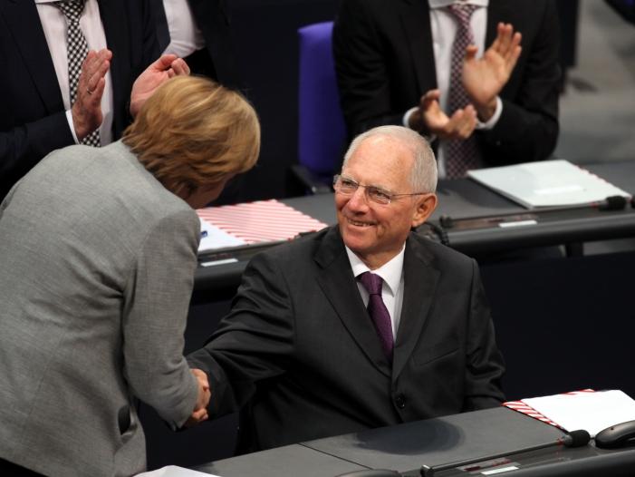 Photo of Schäuble neuer Bundestagspräsident