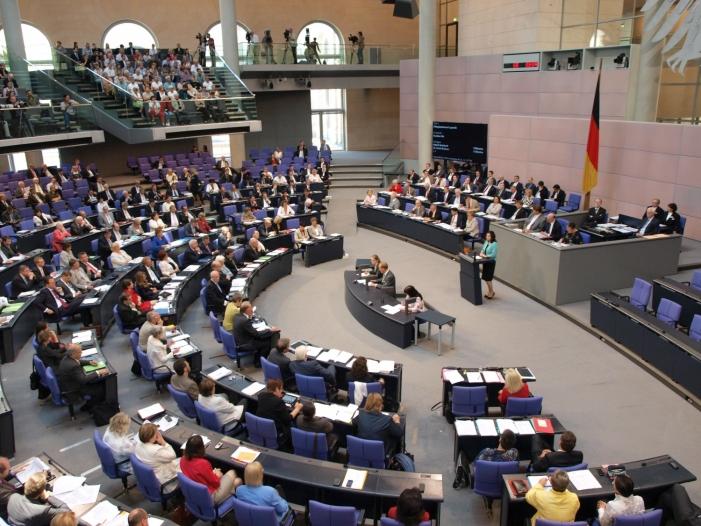 spd offen fuer bundestagsvizepraesidenten von der afd - SPD offen für Bundestagsvizepräsidenten von der AfD
