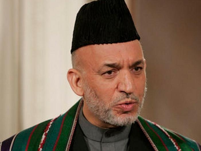 Bild von Afghanischer Ex-Präsident Karsai erhebt schwere Vorwürfe gegen USA