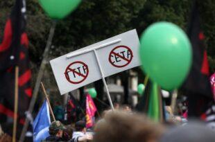 gruene stellen ceta ratifizierung infrage 310x205 - Grüne stellen Ceta-Ratifizierung infrage