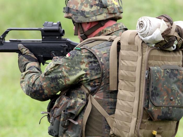 Photo of Herrmann für Einsatz der Bundeswehr im Anti-Terrorkampf