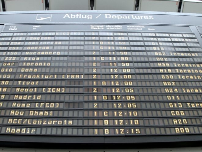 Photo of Preisanstieg bei Flugtickets alarmiert Wettbewerbshüter