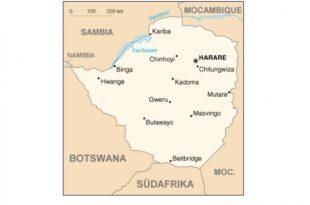 simbabwe laesst journalisten nicht ins land 310x205 - Simbabwe lässt Journalisten nicht ins Land