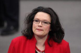 spd fraktionschefin nahles beruft neue stellvertreter 310x205 - SPD-Fraktionschefin Nahles beruft neue Stellvertreter
