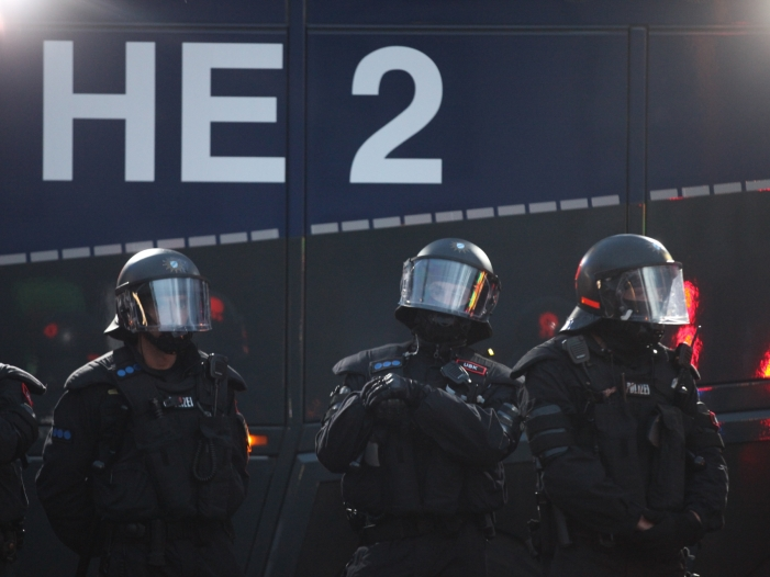 Bild von Städte fordern mehr Einsatz für Sicherheit