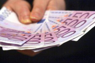 tajani eu benoetigt doppelt so viel geld wie heute 310x205 - Tajani: EU benötigt doppelt so viel Geld wie heute