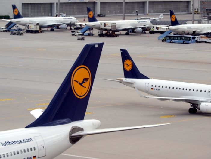 Photo of EU-Kommission droht Lufthansa wegen möglichem Preiswucher