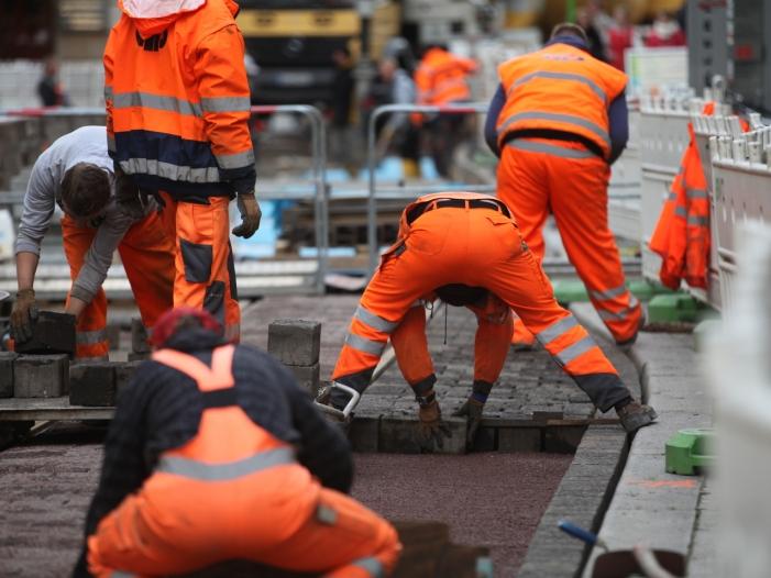 Photo of Flüchtlinge können Personalengpass am Bau nicht rasch lindern