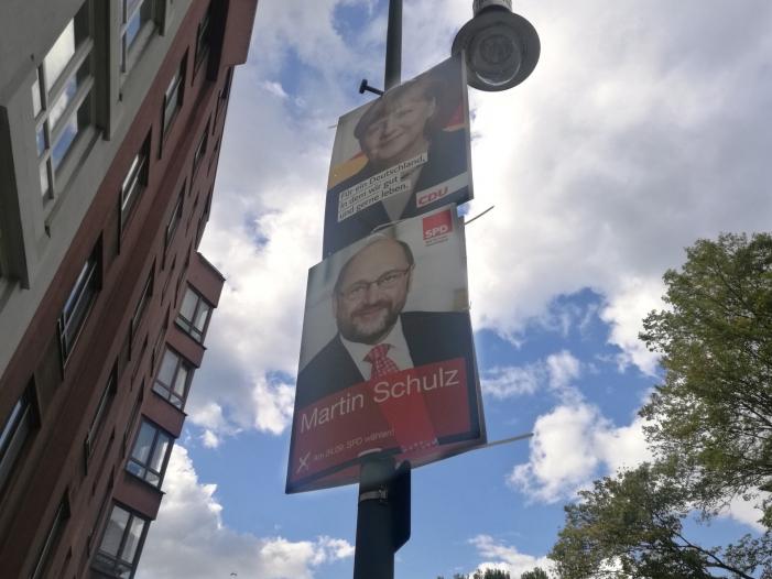 Bild von Kahrs: SPD muss mit Union reden