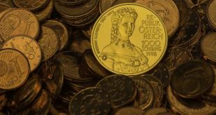 Goldmuenze 310x165 - Goldpreis: Die Aussichten für 2018