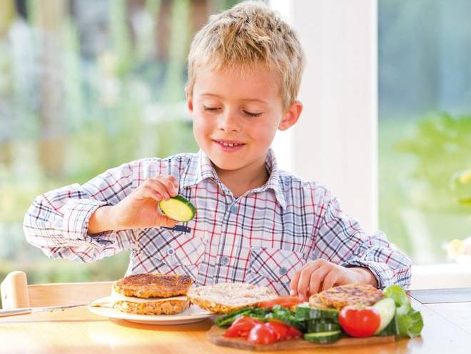 Kinder-gesunde-Ernaehrung Welche Ernährungsweise ist wirklich gesund?