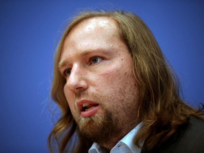 Grünen-Fraktionschef Hofreiter verteidigt Flügelproporz