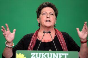 gruenen politikerin piel wirbt fuer satzungsaenderung 310x205 - Grünen-Politikerin Piel wirbt für Satzungsänderung