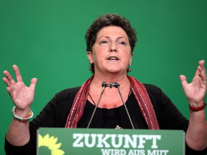 Grünen-Politikerin Piel wirbt für Satzungsänderung