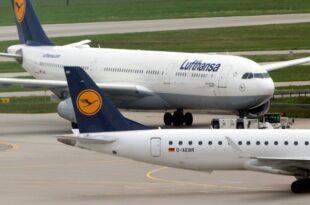 lufthansa flugzeuge bekommen neues aussehen 310x205 - Lufthansa-Flugzeuge bekommen neues Aussehen