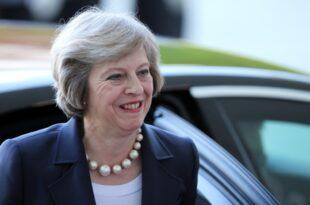 """may will nach brexit ehrgeizige partnerschaft in europa 310x205 - May will nach Brexit """"ehrgeizige"""" Partnerschaft in Europa"""