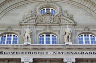 schweizerische nationalbank snb logo 310x205 - SNB mit Plus von 54 Milliarden