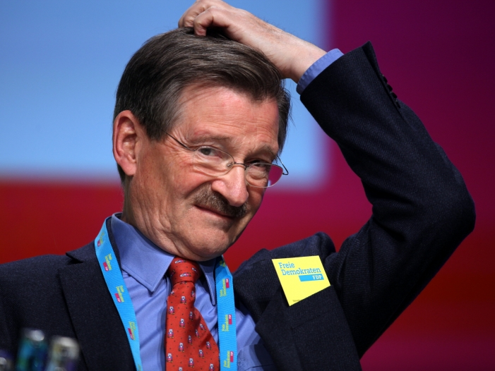 Bild von Solms: 2017 erfolgreichstes Spendenjahr seit FDP-Gründung