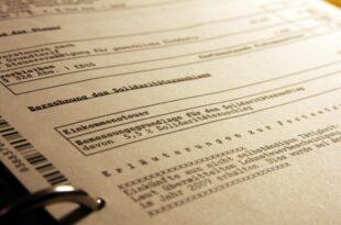 steuerexperte kritisiert plaene von union und spd zum soli abbau 310x205 - Steuerexperte kritisiert Pläne von Union und SPD zum Soli-Abbau