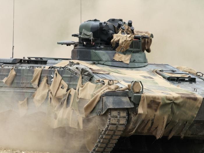 Photo of Wehrbeauftragter will deutliche Erhöhung der Verteidigungsausgaben