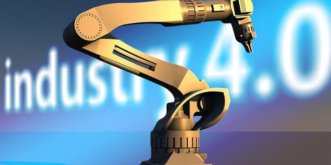 Industrie 4.0 660x330 - Anzahl von Industrierobotern steigt weltweit