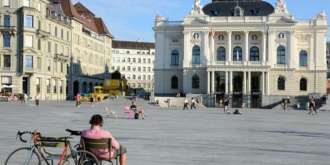Opernhaus Zuerich 660x330 - Schweizer Städte werden sauberer dank Digitaltechnik