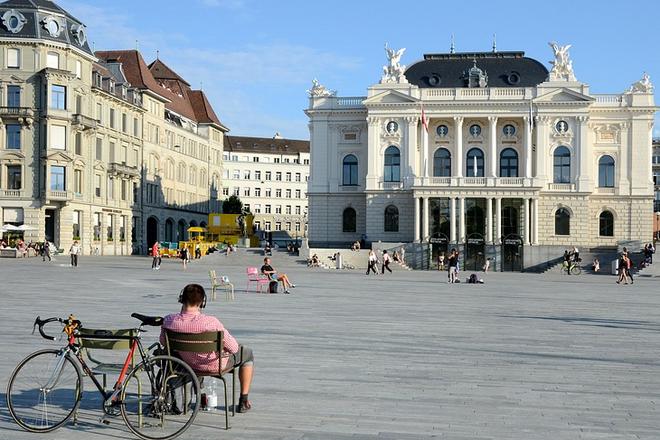 Bild von Schweizer Städte werden sauberer dank Digitaltechnik