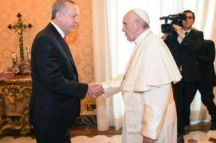 attachment 35 310x205 - Vatikan: Papst empfängt Erdogan