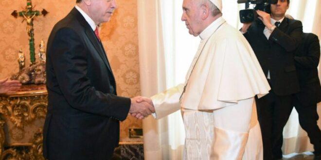 attachment 35 660x330 - Vatikan: Papst empfängt Erdogan
