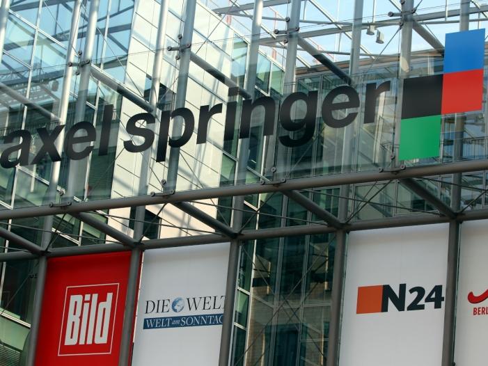 Bild von Bundesregierung distanziert sich von Kelber nach Springer-Kritik