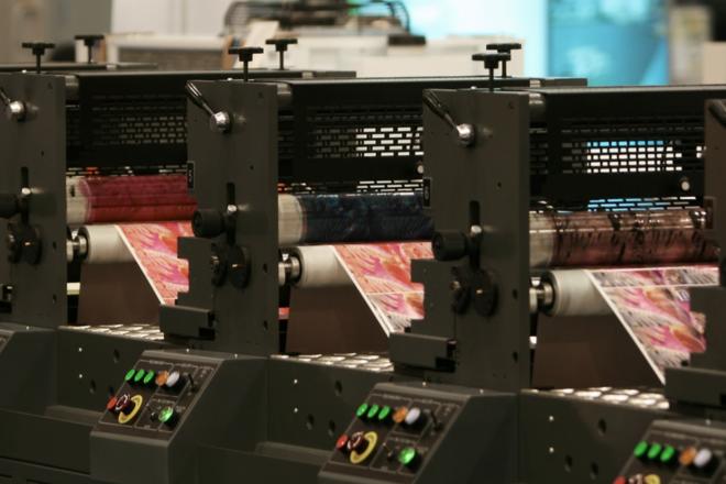 Druckerei - Printwerbung – altes Eisen oder einfach nur unterschätzt?