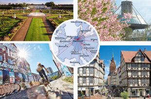 Hannover Tourismus 310x205 - Erstmals über 4 Millionen Übernachtungen in der Region Hannover