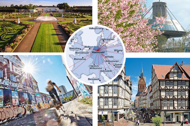 Bild von Erstmals über 4 Millionen Übernachtungen in der Region Hannover